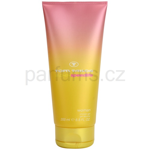 Tom Tailor Speedlife Woman 200 ml sprchový gel