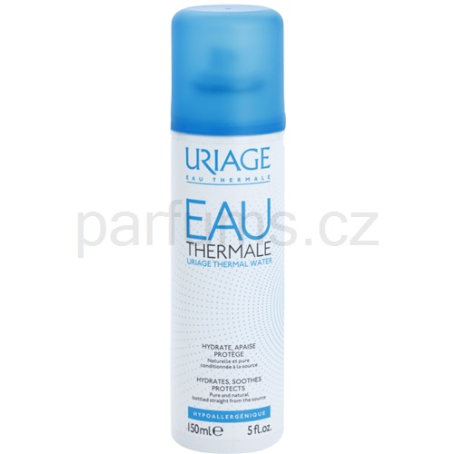 Uriage Eau Thermale termální voda (Hydrates, Soothes, Protects) 150 ml