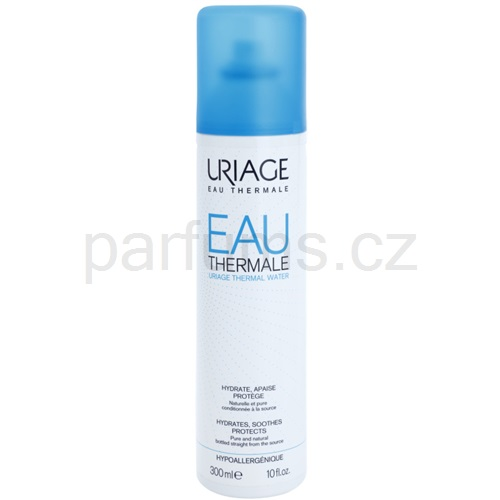 Uriage Eau Thermale termální voda (Hydrates, Soothes, Protects) 300 ml