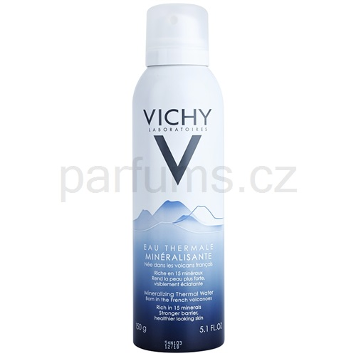 Vichy Eau Thermale mineralizující termální voda (Rich in 15 Minerals, Stronger Barrier, Healthier Looking Skin) 150 g
