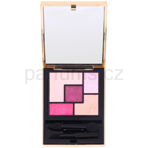 Yves Saint Laurent Couture Palette oční stíny odstín 9 Rose Baby Doll (5 Color Ready-To-Wear) 5 g
