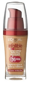 L´Oréal Paris Infallible tekutý make-up