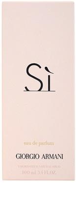 Armani Si parfemovaná voda pro ženy 4