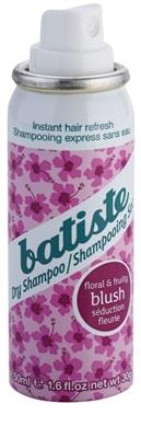 Batiste Fragrance Blush suchý šampon pro objem a lesk 1