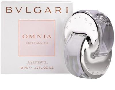 Bvlgari Omnia Crystalline toaletní voda pro ženy 1
