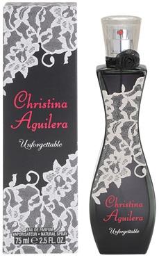 Christina Aguilera Unforgettable parfemovaná voda pro ženy