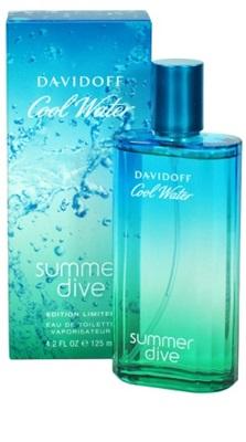 Davidoff Cool Water Man Summer Dive 2011 toaletní voda pro muže