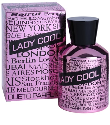 Dueto Parfums Lady Cool parfemovaná voda pro ženy 1