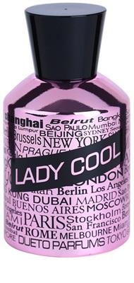Dueto Parfums Lady Cool parfemovaná voda pro ženy 2