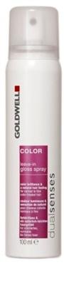 Goldwell Dualsenses Color sprej pro lesk (Leave-in Gloss Spray)