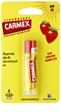 Carmex Strawberry hydratační balzám na rty v tyčince SPF 15