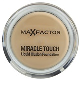 Max Factor Miracle Touch make-up pro všechny typy pleti