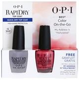 OPI Best Color On-the-Color kosmetická sada I.