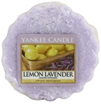 Yankee Candle Lemon Lavender vosk do aromalampy 22 g