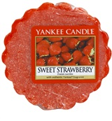 Yankee Candle Sweet Strawberry vosk do aromalampy 22 g