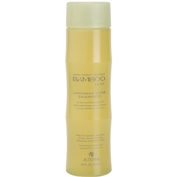 Alterna Bamboo Shine šampon pro třpytivý lesk (Luminous Shine Shampoo) 250 ml