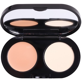 Bobbi Brown Creamy Concealer Kit krémový duo korektor odstín Warm Beige/Pale Yellow (Creamy Concealer Kit) 1,4 g