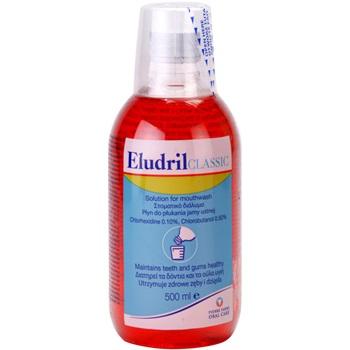 Elgydium Eludril Clasic ústní voda (Antibacterial and Analgesic) 500 ml