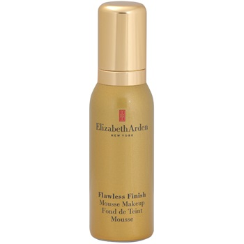 Elizabeth Arden Flawless Finish pěnový make-up odstín 02 Natural (Flawless Finish Mousse Make-up) 50 ml
