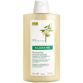 Klorane Amande šampon pro objem (Shampoo with almond milk) 400 ml