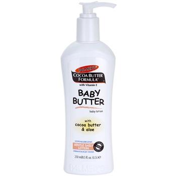 Palmer's Baby hypoalergenní tělové mléko s vitamínem E Cocoa Butter Formula (Cocoa Butter & Aloe Gentle Daily Lotion) 250 ml