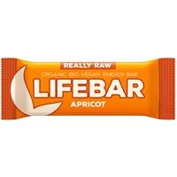 LifeFood Lifebar meruňková tyčinka
