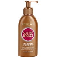 L'Oréal Paris Sublime Bronze samoopalovací mléko na obličej a tělo