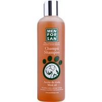 Menforsan Premium & Natural ochranný šampon s norkovým olejem