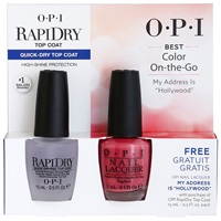OPI Best Color On-the-Color kosmetická sada I.