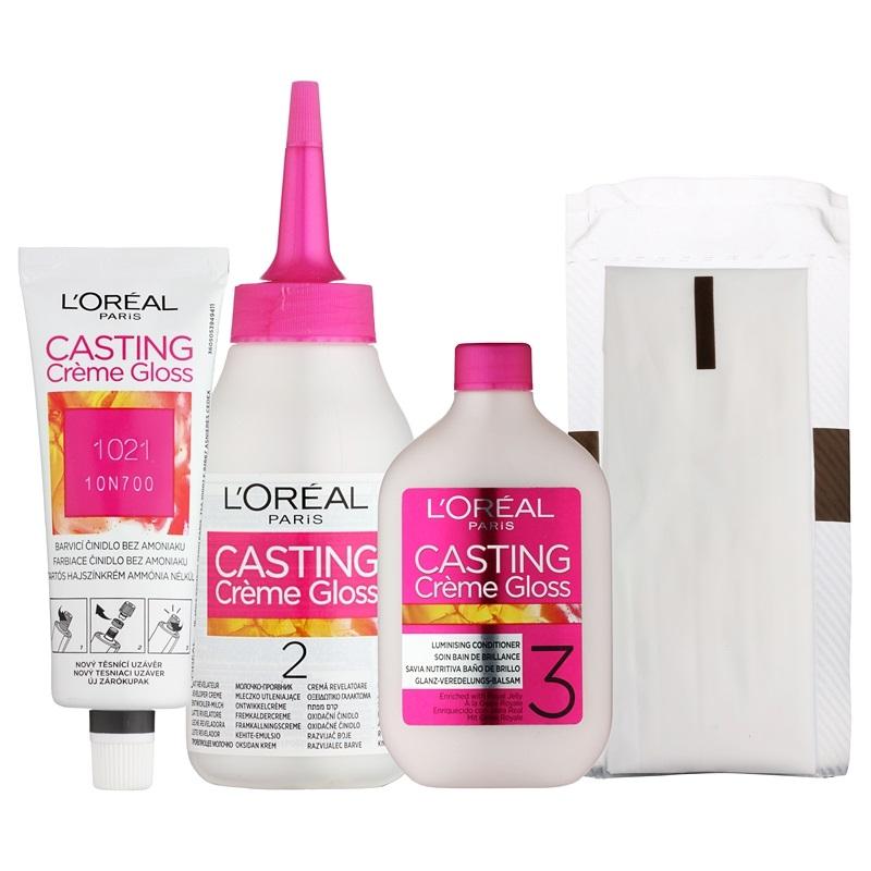 l 39 or al paris casting creme gloss barva na vlasy. Black Bedroom Furniture Sets. Home Design Ideas